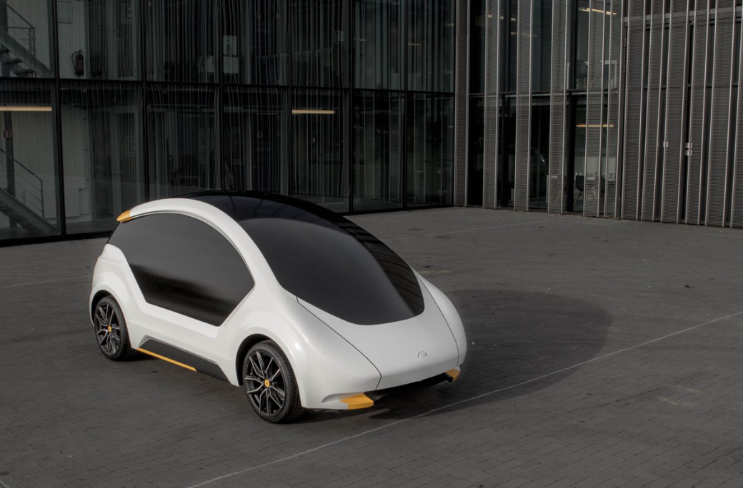 Amber: Eindhoven the first city to launch self-driving cars for ...