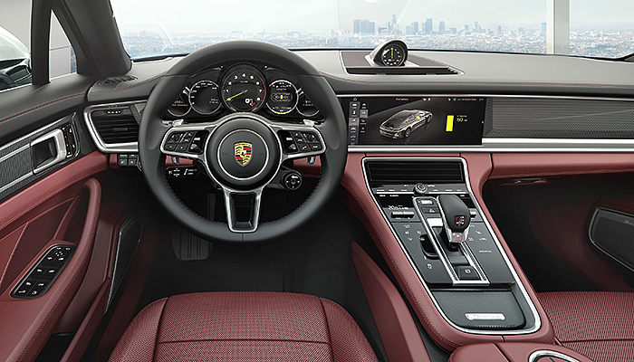 Latest user experience evaluation: Porsche Panamer