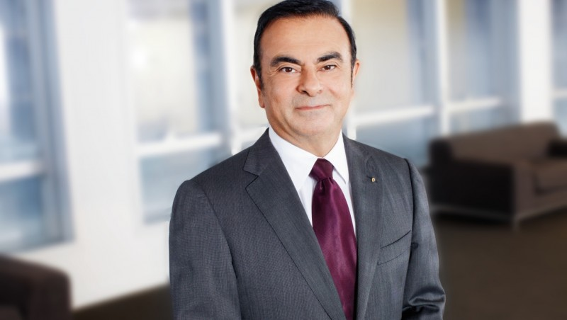"Ghosn excited by ""connected"" driverless cars"