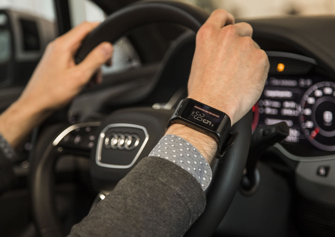 Audi partners with digital health incubator to dev