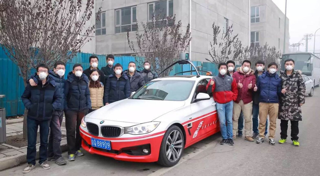 China: Baidu AutoBrain self-driving car is tested