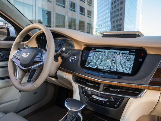 GM delays introducing the Super Cruise system