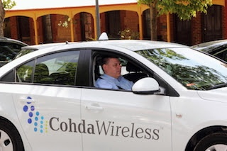 Telstra and Cohda Wireless trial V2I over 4G vehic
