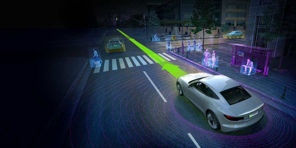 NVIDIA Bosch partner for AI self-driving system
