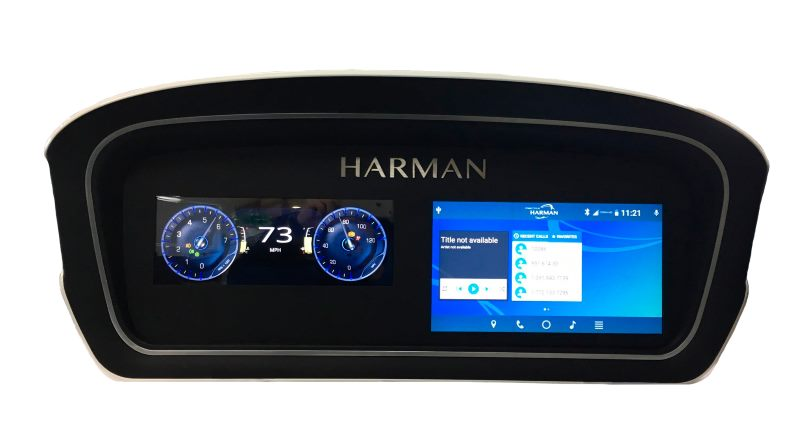 HARMAN announces scalable digital cockpit platform