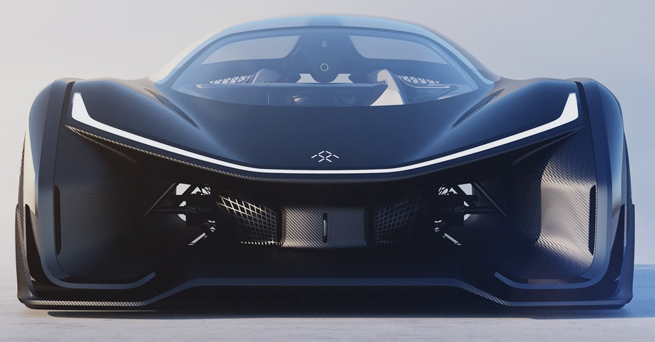 Faraday Future releases Augmented Reality app