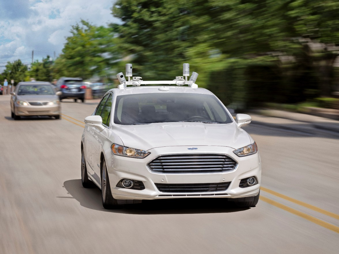 Video: Ford plans fully autonomous vehicles for ri