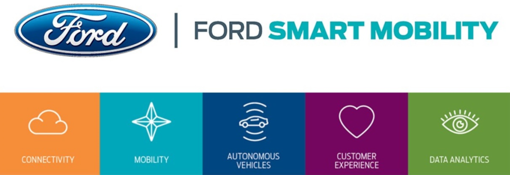 Ford creates new Smart Mobility business unit