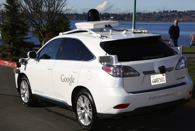 US: Google expands self-driving car tests to Washi