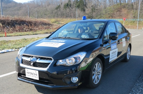 Japan: Hitachi Clarion to test autonomous cars on