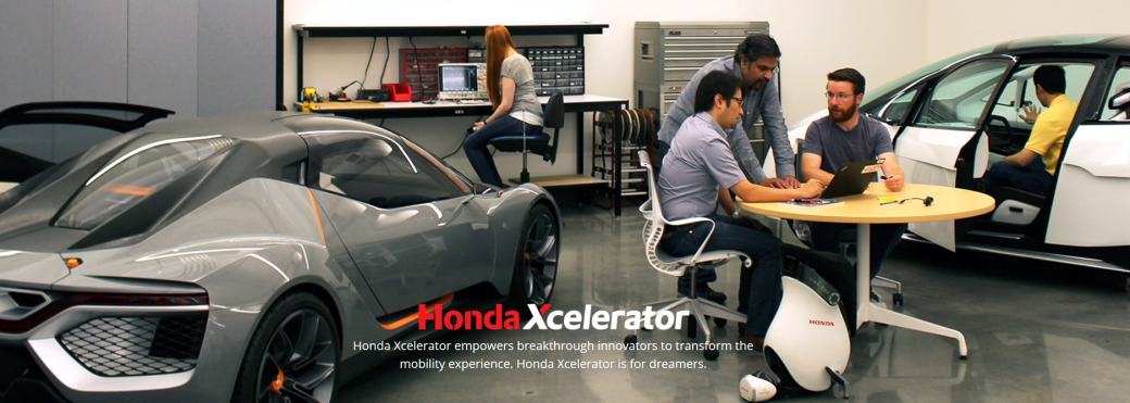 Israel: Honda looks to technology community for sa