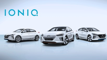 Geneva: Hyundai Ioniq platform with connectivity f