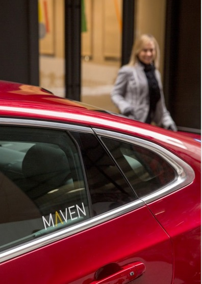 GM launches Maven brand for personal mobility serv