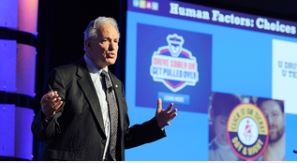 NHTSA chief: Changing human behavior must also be