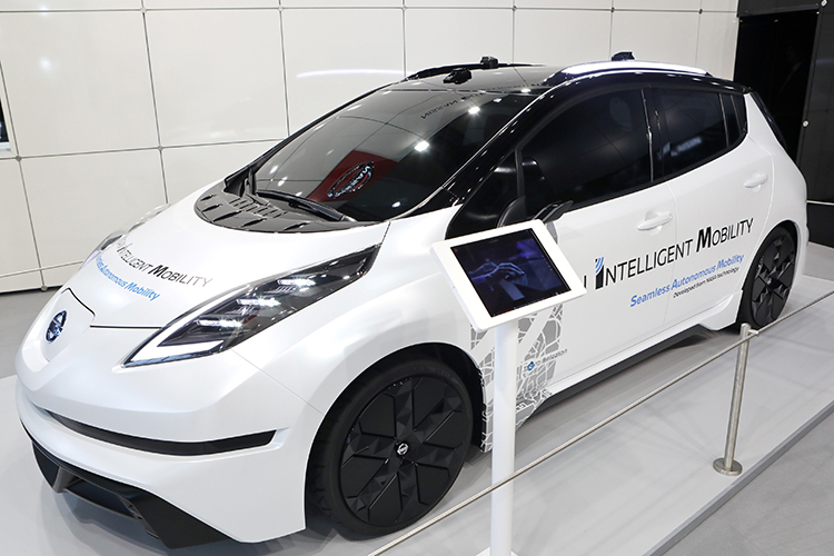 Nissan accelerates integration of autonomous drive