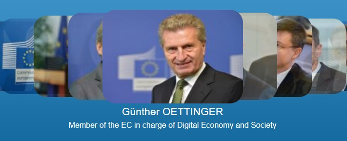 European Commissioner commits to Connected Car con