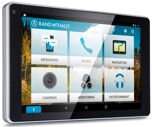 US: Rand McNally launches aftermarket Connected Ca