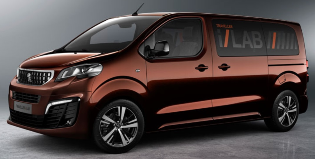 Geneva: Peugeot to demo Traveller i-Lab VIP shuttl