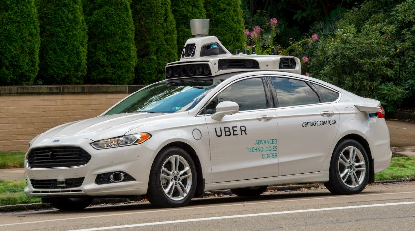 Uber's self-driving cars start in Pittsburgh