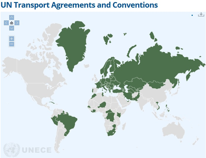 UNECE updates Vienna Convention on Road Traffic to