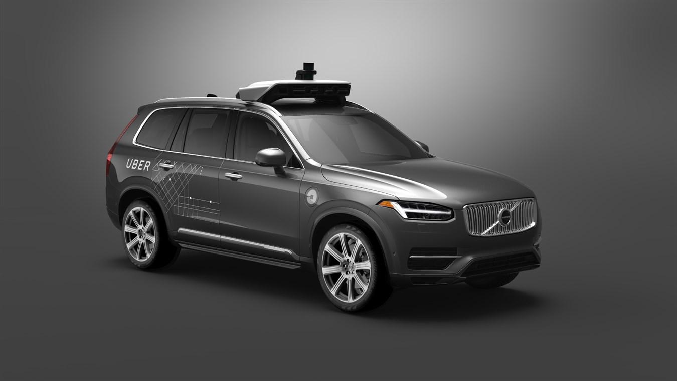 Volvo and Uber to develop autonomous driving cars