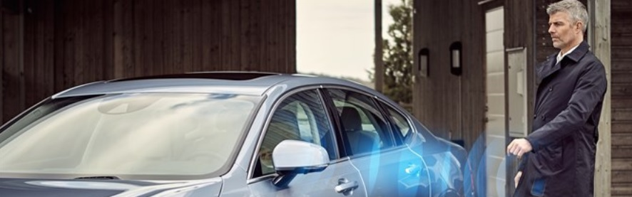 MWC: Volvo offers no-key option from 2017