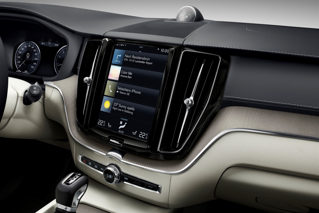 Volvo updates Sensus interface and On Call app
