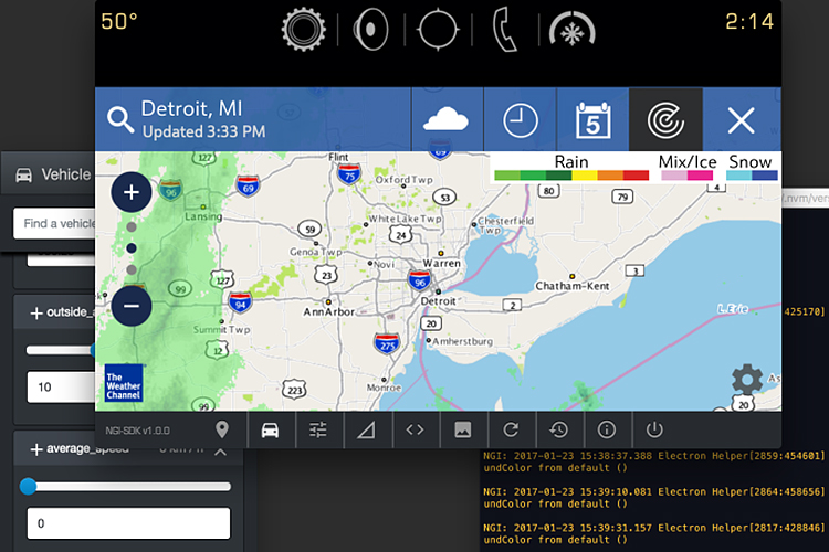 GM SDK opens up vehicle data point access for app