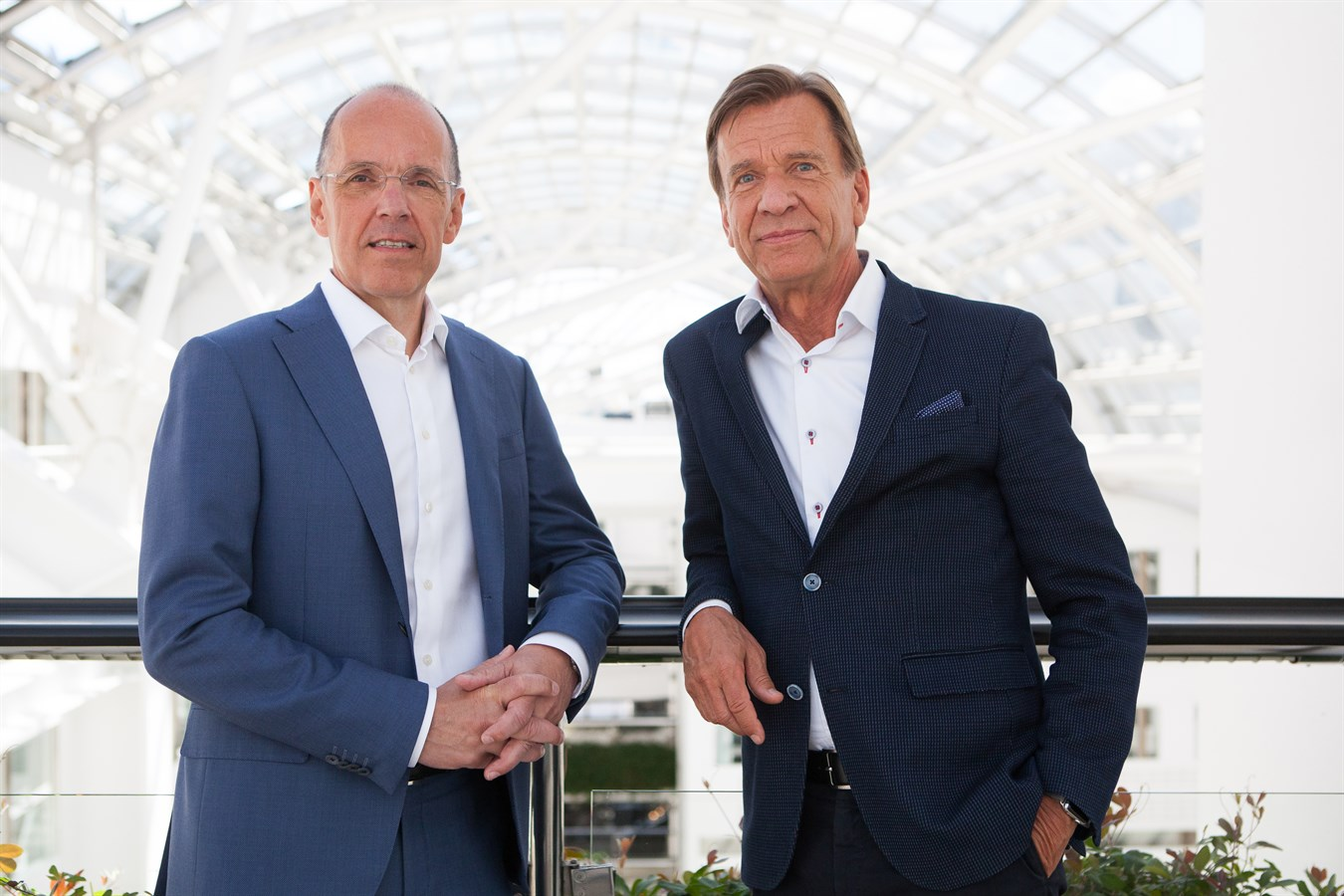 Volvo and Autoliv create jointly-owned company to
