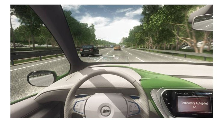 Wheego and Valeo get California road driverless te
