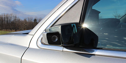 Magna shines a light on blind spots with its Clear