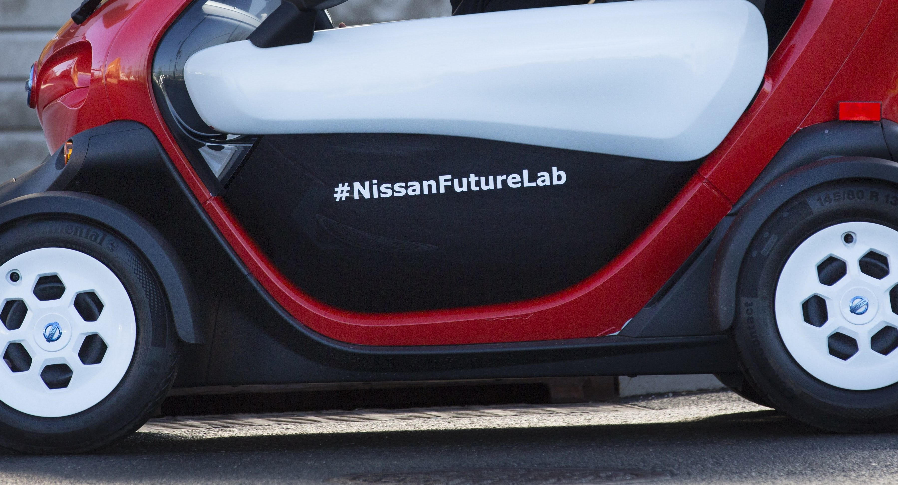 Nissan Future Lab experimenting with car sharing a